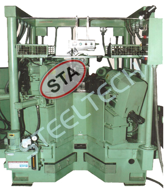 SPM MACHINES :- Rotary Transfer Machines.