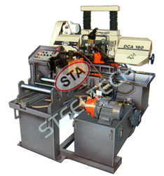 Fully Automatic Double Column Band Saw Machines