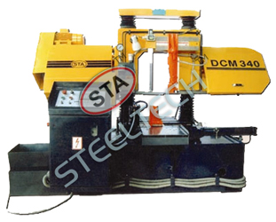 Double Column Heavy Duty Band Saw Machines