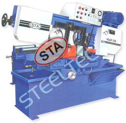 Swing Type Fully Automatic Band Saw Machines